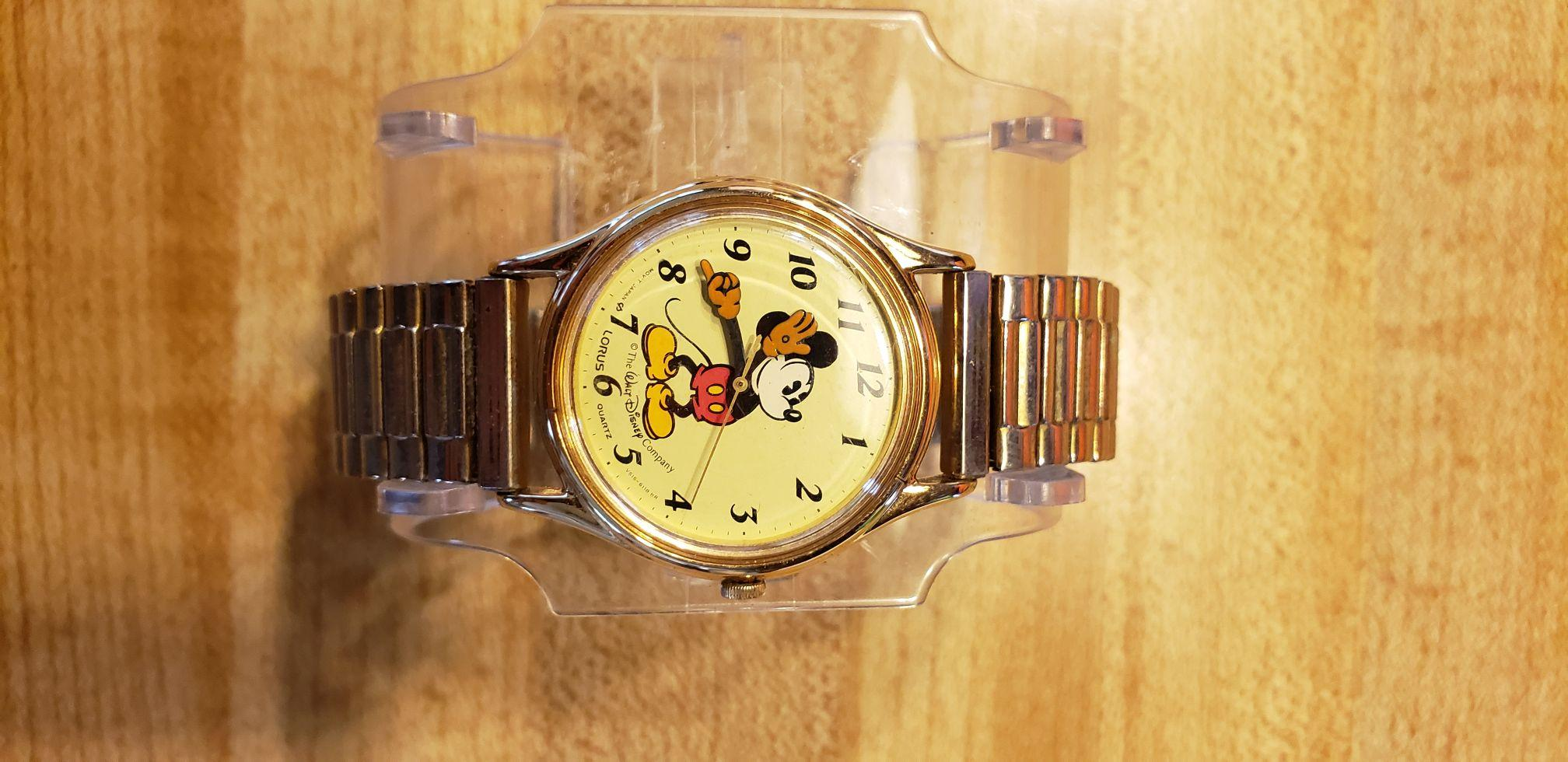 Brand New Mickey Mouse Wrist Watch